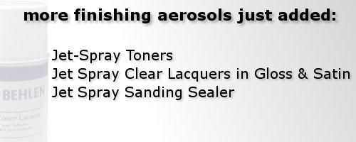 Jet Spray Aerosols