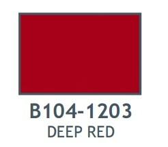 Behlen Guitar Toner Aerosol - Deep Red (Nitro - dye based)