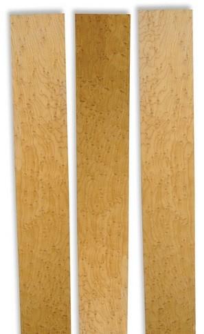 Fingerboard Blank - Birdseye Maple - 1st Grade