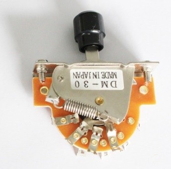 Japanese Selector Switches