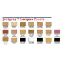 Jet Spray Lacquer Toners (Nitro - pigment based)