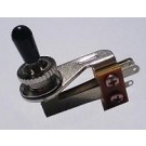 Switchcraft 3-way Pickup Selector Switch Right Angle