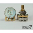 Emerson Pro CTS Pot 500K Audio Knurled Shaft