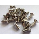 Jazzmaster Screw - Chrome