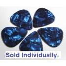 Pick - Blue Pearl 1.2mm