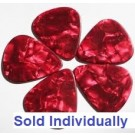 Pick - Red Pearl 1.2mm