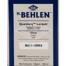 Behlen Qualalacq Lacquer - Gloss (Nitro) QT