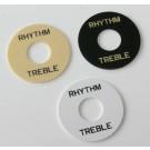 Rhythm/Treble Switch Coverplate