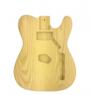 TL Guitar Body - Ash